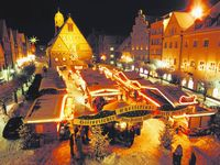 Christkindlmarkt in Weiden