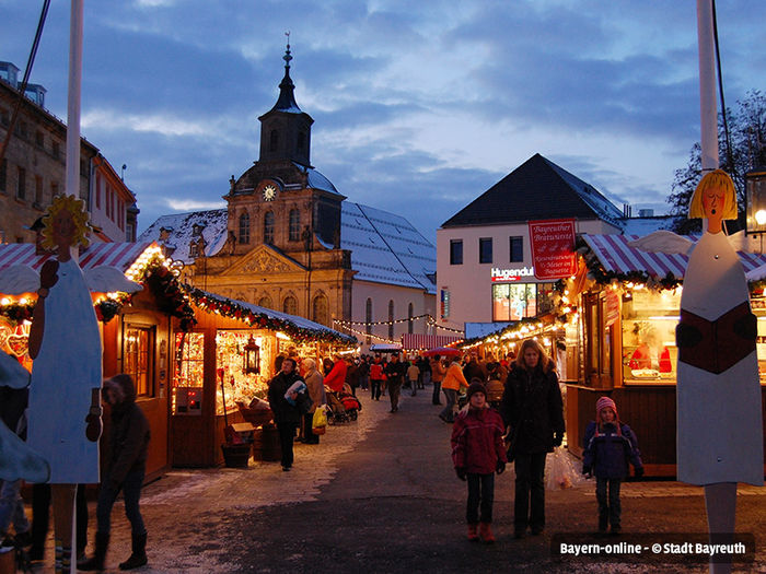 weihnachtsmarkt bayreuth. Black Bedroom Furniture Sets. Home Design Ideas