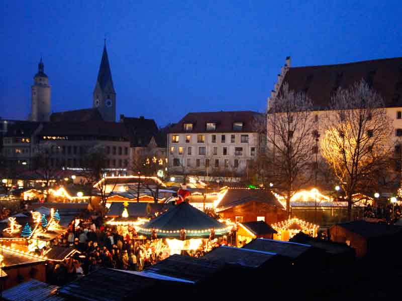 weihnachtsmarkt ingolstadt christkindlmarkt in ingolstadt. Black Bedroom Furniture Sets. Home Design Ideas