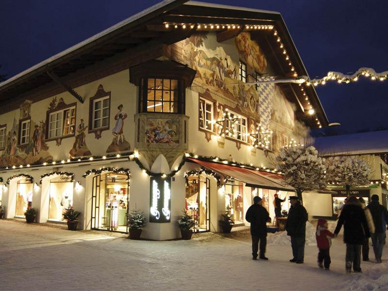 Weihnachtsmarkt Oberammergau.Weihnachtsmärkte In Bayern Weihnachtsmarkt Christkindlmarkt