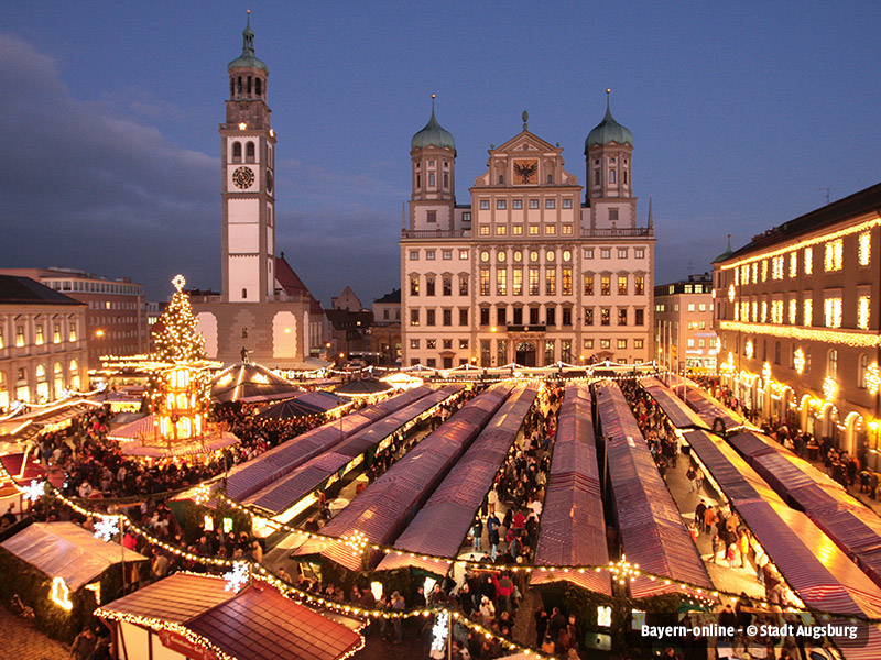 weihnachtsmarkt augsburg. Black Bedroom Furniture Sets. Home Design Ideas