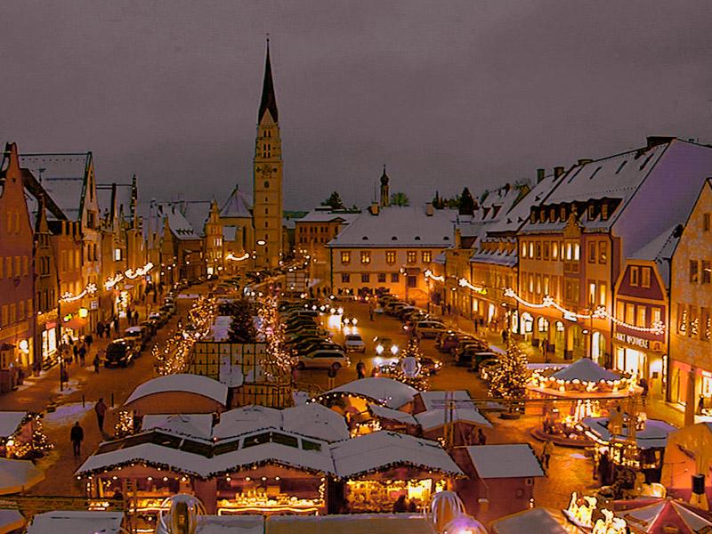 Bamberg Weihnachtsmarkt.Weihnachtsmärkte In Bayern Weihnachtsmarkt Christkindlmarkt